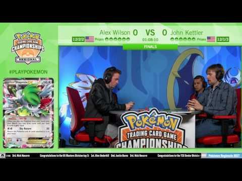 2017 Pokémon St. Louis Regional Championships: TCG Masters Finals