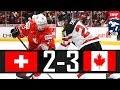 Canada vs Switzerland | 2019 WJC Highlights | Dec. 27, 2018