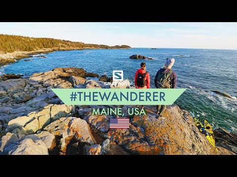 #TheWanderer [Maine, USA]