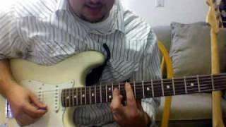 Bob Marley Guitar Lesson - Reggae Guitar Lesson - One Love