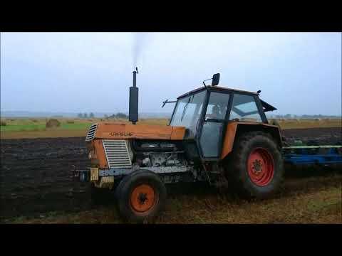 Ursus 1212 - Orka overumem i piękny ryk silnika