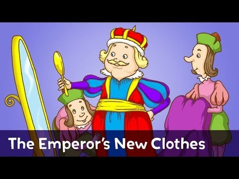 Folk Tale: The Emperors New Clothes read by Harry Shearer for Speakaboos