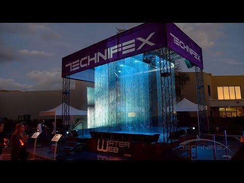 Water Web™ Water Maze at Fusion 2018