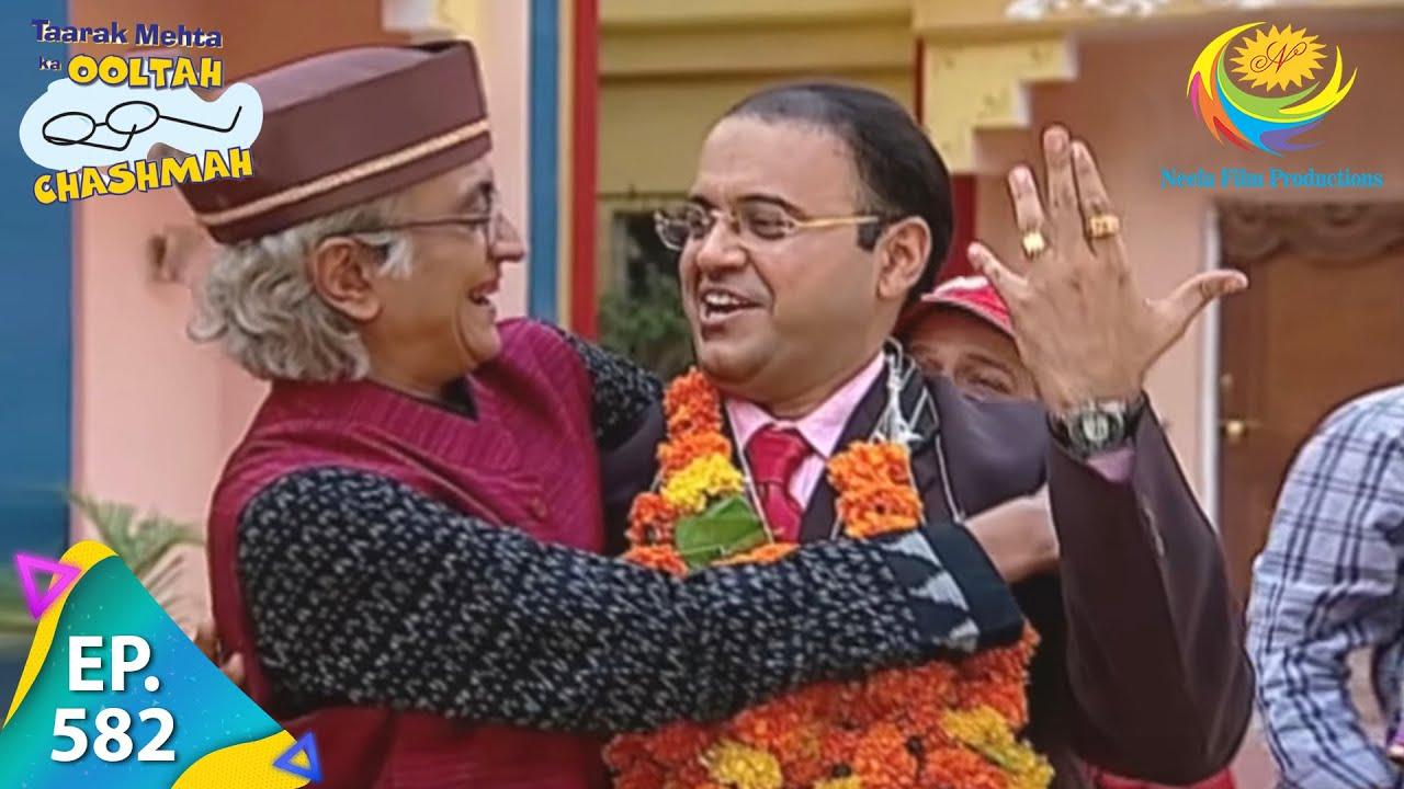 Download Taarak Mehta Ka Ooltah Chashmah - Episode 582 - Full Episode