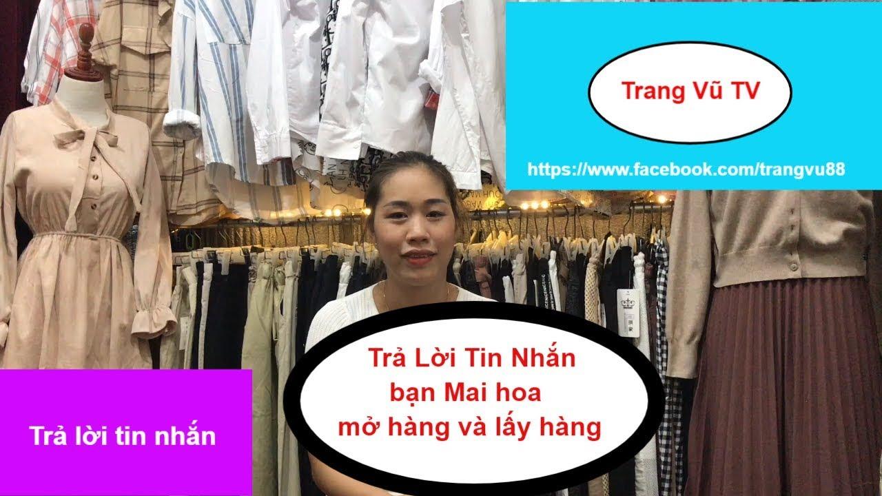 kinh nghiệm bắt đầu kinh doanh quần áo I Trang Vũ TV #120