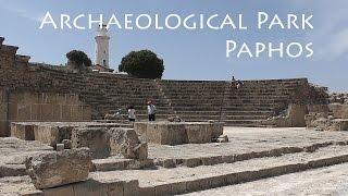 видео Пафос (археологический парк)