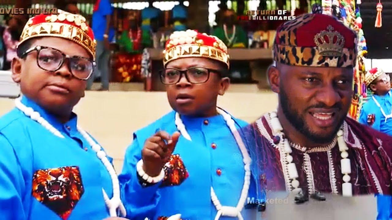 Download Return of The Billionaire (Official Trailer) -New Movie|Yul Edochie|Aki&Pawpaw|Latest Nigerian Movie