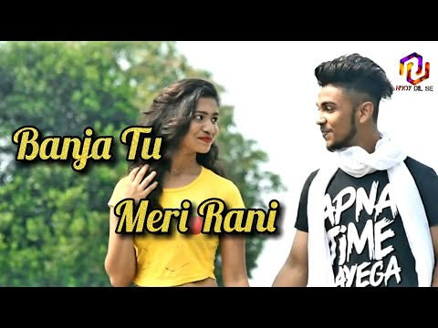 banja-tu-meri-rani-|-guru-randhawa:-video-song-|-tumhari-salu-|-n'joy-dil-se-,music-video.