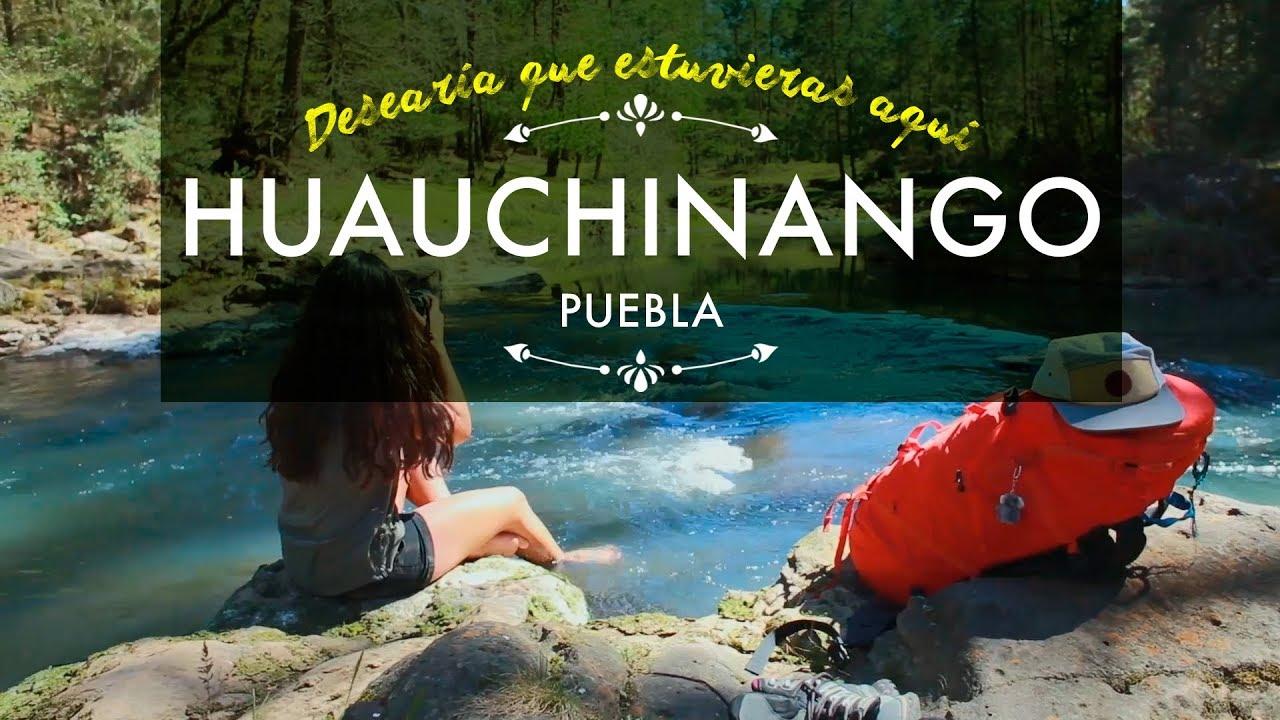 Pueblo Mágico de Huauchinango, Puebla