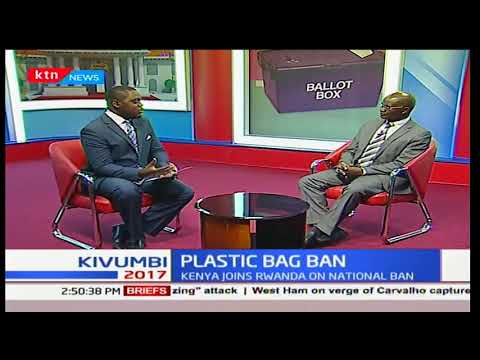Kenya joins Rwanda in National Platic Bag Ban