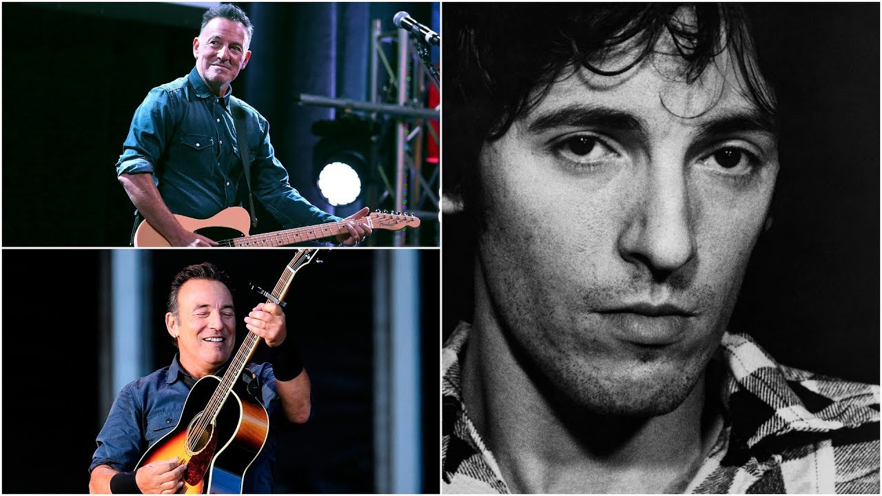 Bruce Springsteen S Net Worth Young Wife Kids Hometown Parents Early Life
