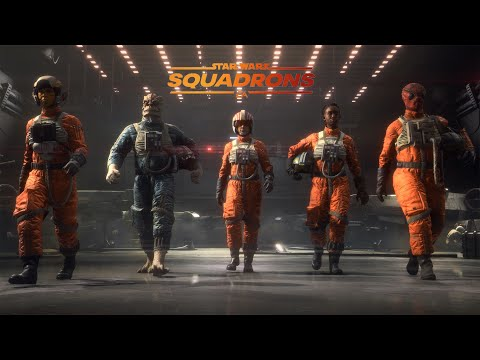 Star Wars: Squadrons – Official Trailer and gameplay