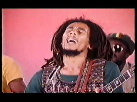 Bob Marley - Roots Rock Reggae - Perform on Holland Television 1976