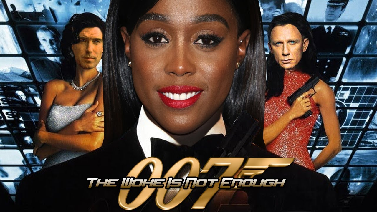 RAZORFIST: 007, The Woke is Not Enough