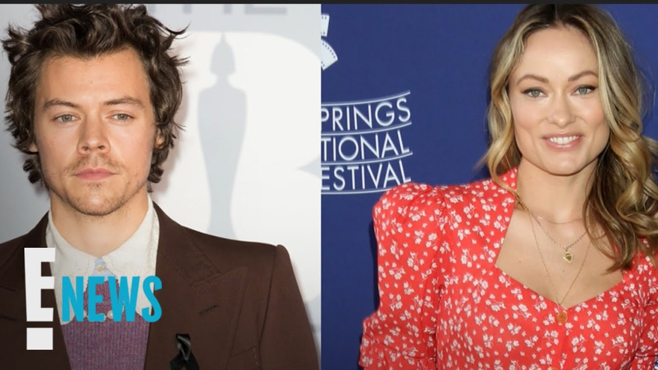 Olivia Wilde Supports Harry Styles at His Tour Opener in Vegas ...