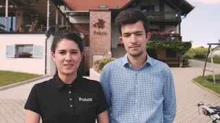 Zdaj je čas za Moravske Toplice. Turistična kmetija Puhan #mojaslovenija