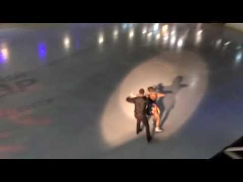 Я смогу Финал 4 сезона категории Танцы на льду Сергей и Дарья