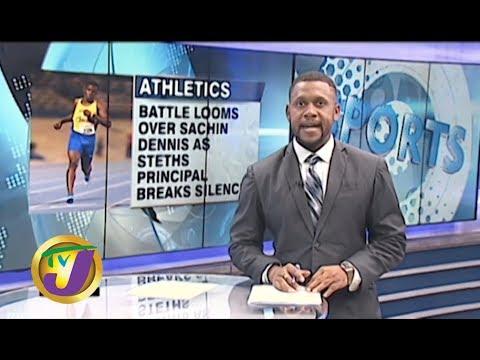 TVJ Sports News: Battle Looms Over Sachin Dennis - November 6 2019
