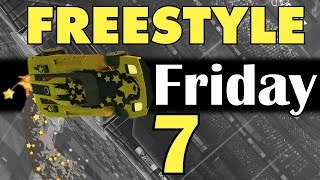Rocket League | Freestyle Friday 7 | Goals & Funny Moments!