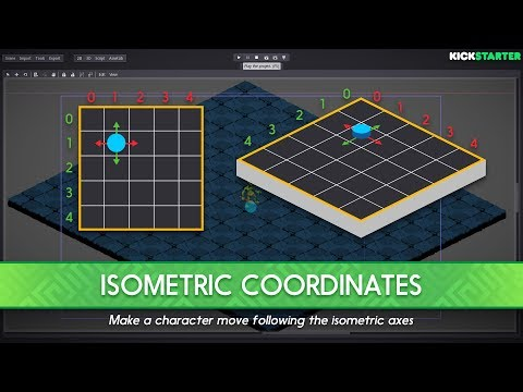 Tutorial: Introduction to Isometric Movement in Games : godot