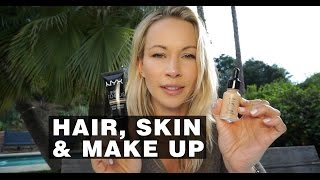 Hair, Skin & Make Up - Coffee Talk with Z
