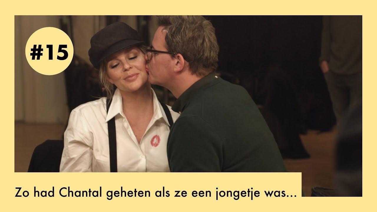 Chantal Janzen onthult wat haar naam was geweest als ze een jongen ...