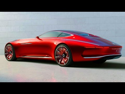 Vision Mercedes-Maybach 6 - first trailer #visionmercedesmaybach6