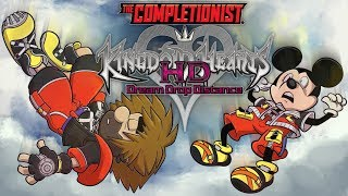 Kingdom Hearts Dream Drop Distance | The Completionist