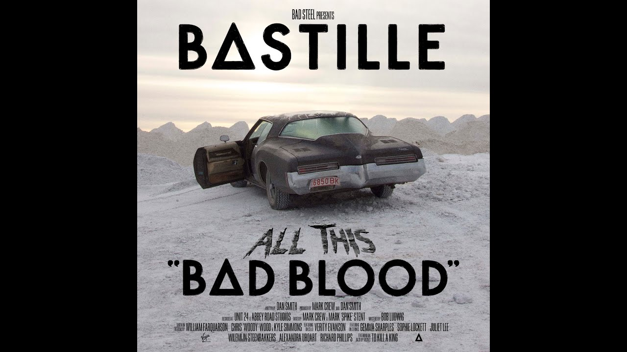 Bastille - Bad Blood Uncut Full Album