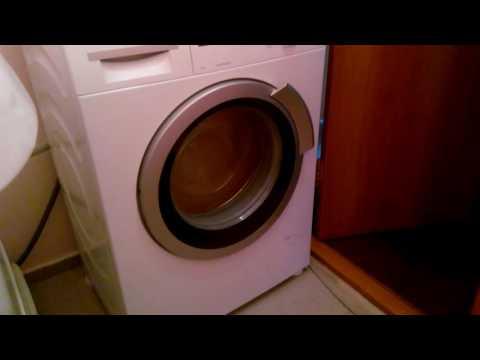 Купить Стиральная машина узкая Bosch Serie 6 3D Washing