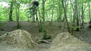rough common dirt jumps whip dean yates
