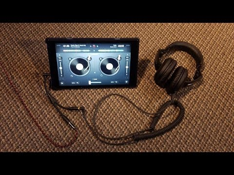 Algoriddim DJay 2 With Headphone Cue and a Volume Control Hack for Android
