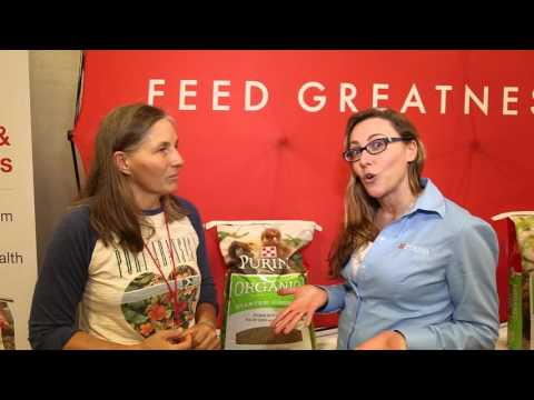 Organic Chicken Feed from Purina