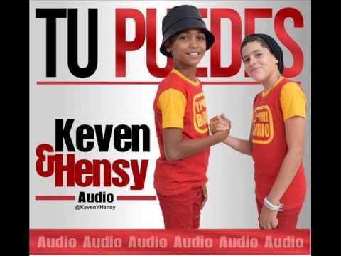 KEVEN Y HENSY -TU PUEDES (soundtrack Los Fabulosos)
