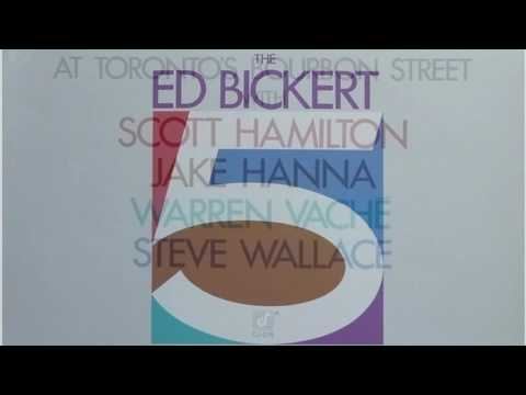 Ed Bickert 5: At Toronto's Bourbon Street