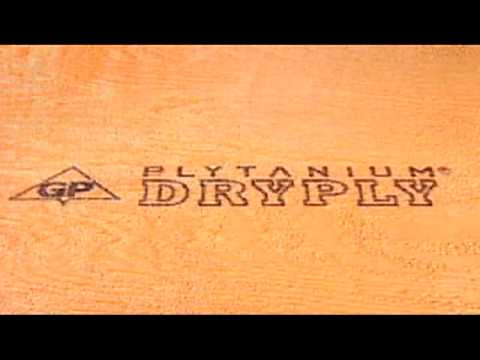 Good to be Green: Georgia-Pacific's DryPly® Plywood