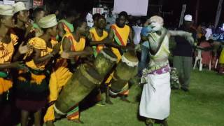 Traditional Dance Of Zambia