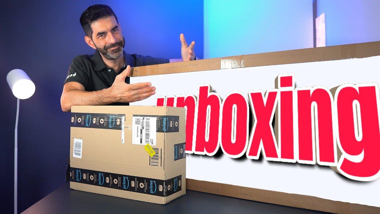 QUESTA VOLTA HO ESAGERATO Nuovo Mac + una roba gigante Unboxing!