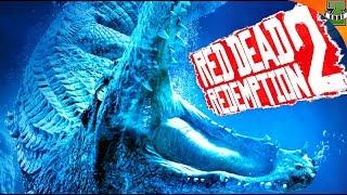 RDR 2 Das gefährlichste Tier töten | Legendärer Alligator