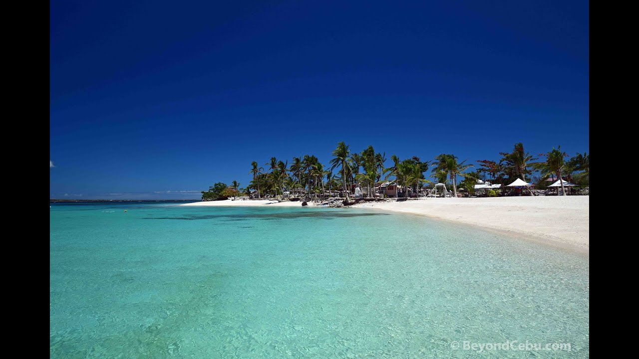 Virgin Island Bantayan Cebu Top Tourist Spots in Cebu Philippines