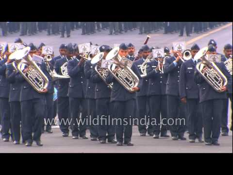 Pride of India: Military bands of the Army, Navy and Air Force