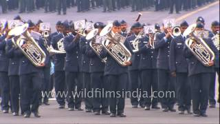 Video Pride of India: Military bands of the Army, Navy and Air Force download MP3, 3GP, MP4, WEBM, AVI, FLV September 2018