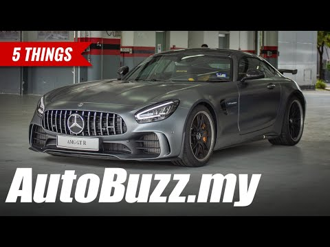 2019 Mercedes-AMG GT R & GT C, 5 Things - AutoBuzz.my