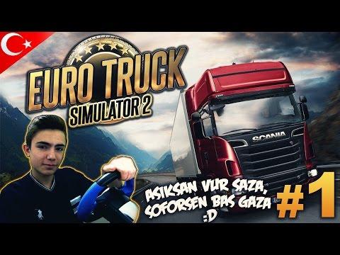 Euro Truck Simulator 2 - Bölüm 1 - Yeni Seri