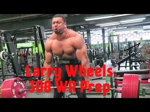 Larry Wheels Best Lifts | Kern US Open 2018 308 WR Prep