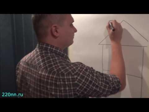 видео: Как работает естественная вентиляция? принцип работы