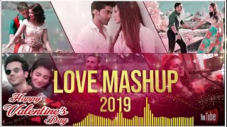 HAPPY VALENTINE'S DAY SPECIAL ❤️ New Valentine Mashup 2019 ❤️ Bollywood Mashup 2019  ❤️ Indian