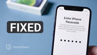How To Fix Stuck On Enter IPhone Passcode 2021