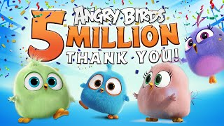 Angry Birds Machine | 🎈5 Million Subscribers Special 🎈