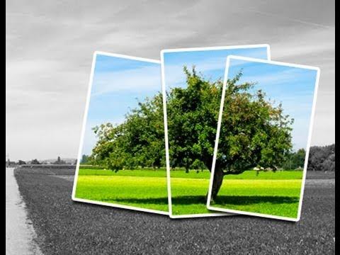 Рамки для фотографии в Фотошопе